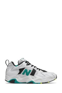 Белые комбинированные кроссовки New Balance 433153076