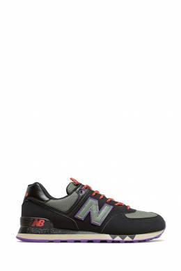 Черные комбинированные кроссовки New Balance 433153072