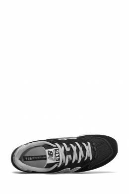 Черные кроссовки с логотипом New Balance 433153021