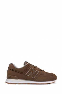 Коричневые кроссовки New Balance 433153063
