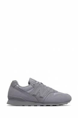 Серые кроссовки с логотипом New Balance 433153089