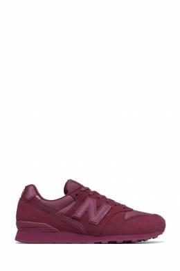 Бордовые кроссовки с логотипом New Balance 433153088