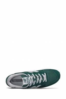Зеленые кроссовки с логотипом New Balance 433153024