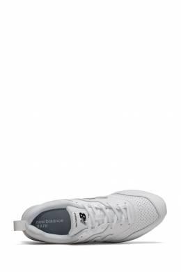 Белые кроссовки с перфорацией New Balance 433153091