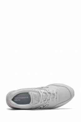 Белые кроссовки с логотипом New Balance 433153055