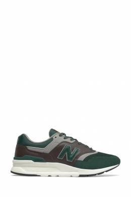 Двухцветные кроссовки New Balance 433153034