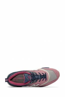Сине-розовые кроссовки New Balance 433153095