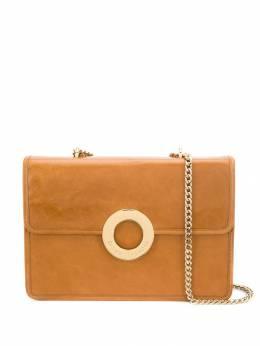 L'Autre Chose круглая сумка на плечо OBJ02002725292042