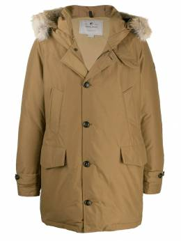 Woolrich - padded parka coat PS0893UT666995593336