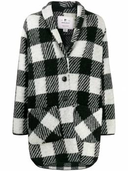 Woolrich - check pattern coat SC665695566096000000
