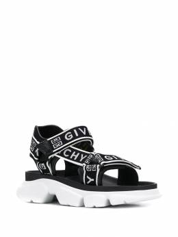 Givenchy - Jaw chunky sandals 63DE6FP9553590500000