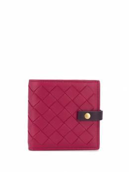 Bottega Veneta - intrecciato bi-fold wallet 655VO6BH955655390000