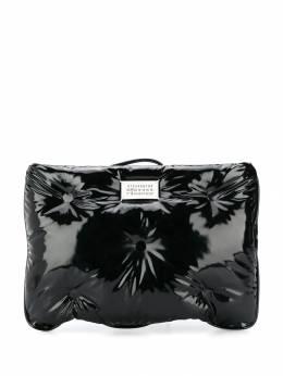 Maison Margiela - quilted clutch bag WF6695PS668955993380