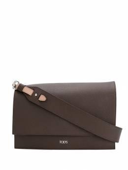 Tod's - flap crossbody bag SELB6966WEB955635500