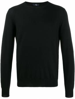 Fay - plain crew neck jumper C9390506955966990000