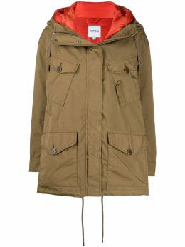 Aspesi - short hooded parka 39605959985980000000