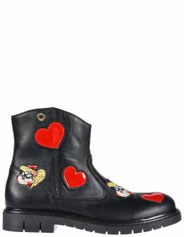 Ботинки Moschino 113996