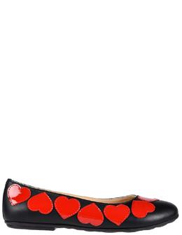 Балетки Moschino 114009