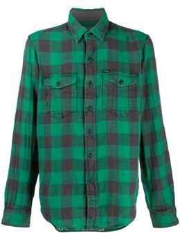 Polo Ralph Lauren - plaid print shirt 36588866995569695000