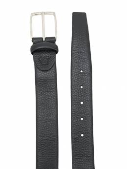 Canali - textured leather belt A6695995593306000000
