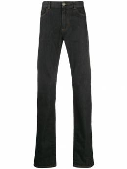 Canali - straight leg jeans 66PD6669895593306000