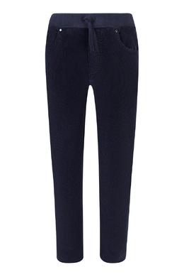 Синие брюки на резинке Il Gufo 1205153633