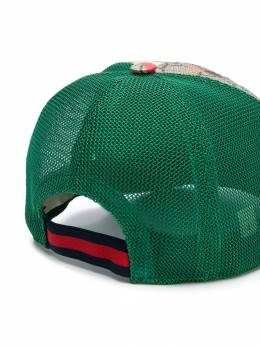 Gucci Kids - кепка с узором GG Supreme 3535HH99955963050000
