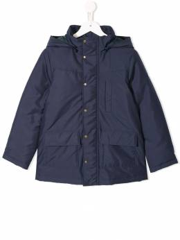 Familiar - hooded padded coat 35693969363000000000