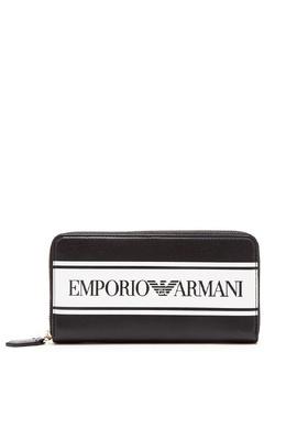 Крупный кошелек с логотипом Emporio Armani 2706154472