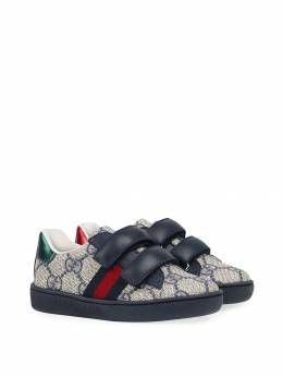 Gucci Kids кроссовки 'Toddler GG Supreme' 4630889C220