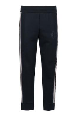 Трикотажный костюм черного цвета Roberto Cavalli 314155155
