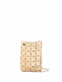 Paco Rabanne сумка через плечо Iconic 1969 19ASS0086MET026