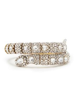 Колье-змея с кристаллами Gucci 470155001