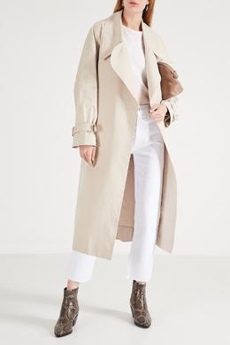 Белые джинсы прямого кроя Re/Done 1781155112