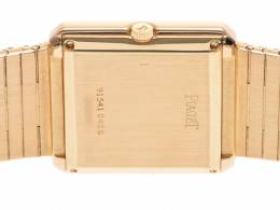 Piaget Diamonds And 18K Yellow Gold Limelight Women's Wristwatch 27 MM 227818