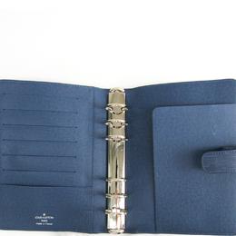 Louis Vuitton Myrtille Epi Leather Agenda fonctionnel GM Planner Cover