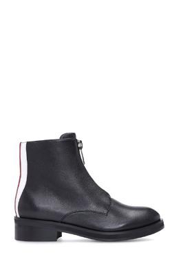 Черные ботинки с полосами на заднике Portal 2659155494
