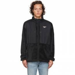 Reebok Classics Black Trail Full Zip Jacket 192749M20200302GB