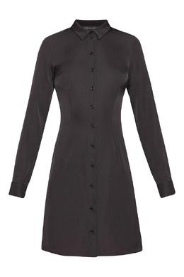 Приталенное платье-рубашка Alexander Terekhov 74155663