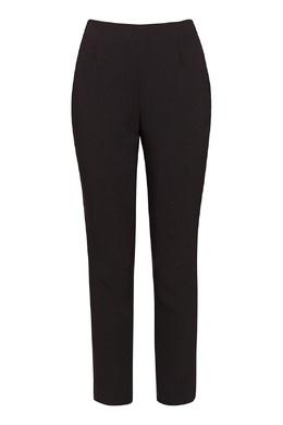 Укороченные брюки черного цвета Alexander Terekhov 74155701