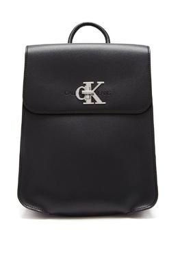 Рюкзак с клапаном и монограммой Calvin Klein 596156455