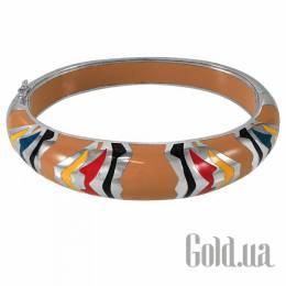Женский серебряный браслет с эмалью Kenzo 1531887X