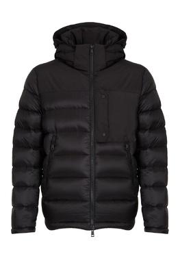 Стеганая куртка с капюшоном Paul & Shark 2321156515