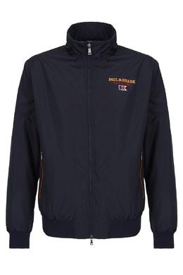 Темно-синяя куртка на молнии Paul & Shark 2321156495