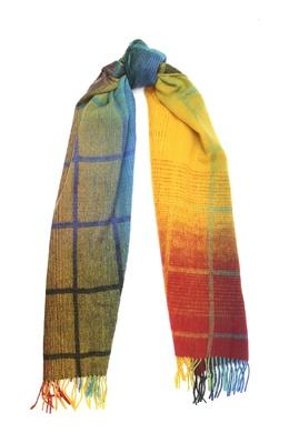 Шерстяной шарф в клетку Paul Smith 1924156932