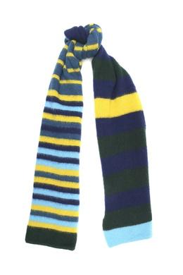Шерстяной шарф в полоску Paul Smith 1924156936