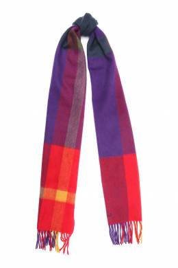Красно-фиолетовый шарф Paul Smith 1924156807