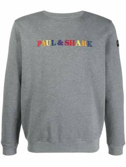 Paul & Shark свитер с вышитым логотипом A19P1914