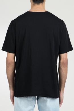 """Черная футболка от """"Saint Laurent"""" 1531157035"""