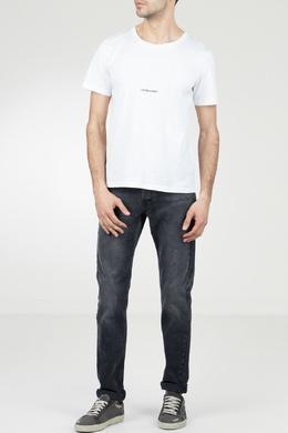 """Белая футболка от """"Saint Laurent"""" 1531157033"""